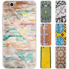 Dessana Mosaic TPU Silicone Protective Cover Phone Case Cover For Huawei