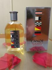VINTAGE DANA CANOE EAU DE TOILETTE 120 ml. SPRAY. OLD FORMULA.