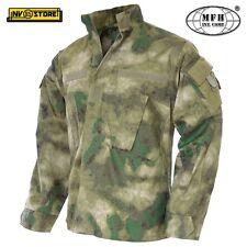 Giacca ACU A-TACS Mimetica Jacket MFH Tattica Caccia Militare Softair taglia S