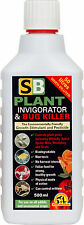SB Plant Invigorator and Bug Killer - 500ml Concentrate Refill