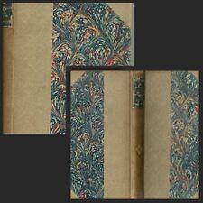 Th. DE BAINVILLE   IDYLLES PRUSSIENNES  EDITION ORIGINALE 1871 RELIE