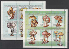 Mali - Michel-Nr. 2546-2557 postfrisch/** als Kleinbogensatz (Pilze / Mushroom)