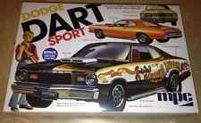 MPC 1975 Dodge Dart Sport 1/25 model car kit new 798
