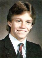 TY MURRAY High School Yearbook SENIOR Year