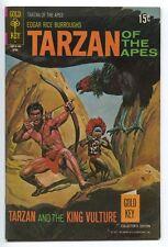 Tarzan Of The Apes 199 Gold Key 1971 FN