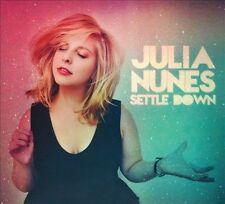 Settle Down [Digipak] * by Julia Nunes (CD, 2012, Mordomo Records) NEW SEALED