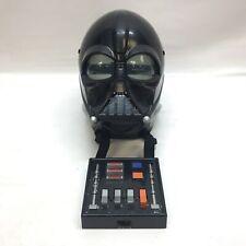 2004 Hasbro Star Wars Darth Vader Electronic Talking Mask 31961