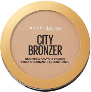 Maybelline Bronzer City Bronze Bronzing Powder 200 Medium Cool