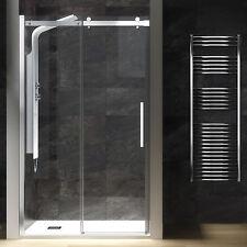 Box doccia nicchia 120 cm cristallo anticalcare 8 mm apertura scorrevole offerta