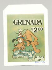 Grenada #1031 Disney 1v Oversized Photo Proof