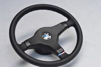 M Technik BMW E30 E24 E34 E28 E32 steering wheel NEW 370mm KBA70076