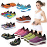 Women Sports Sandals Woven Webbing Sneakers Trainers Shoes Fitness Slip On Flats