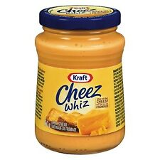 Kraft Cheez Whiz Cheese Spread, 250g/8.8oz.,  {Imported from Canada}