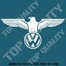 EAGLE VOLKSAWAGEN Decal Sticker Car Euro German Vehicle 4WD Truck Garage Decal