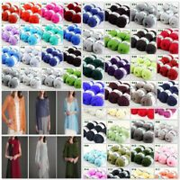 Sale 6 Skeinsx50g LACE Soft Acrylic Wool Cashmere hand knitting Crochet Yarn