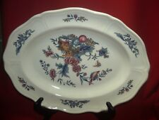 Wedgwood Williamsburg Potpourri Large Oval Platter