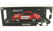 1 18 Minichamps Porsche 934 Winner EGT 300 KM Nürburgring Hezemanns