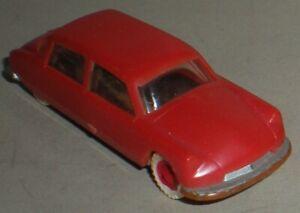 RED CITROEN for AF 24566 New Haven Automobile Carrier #1