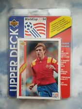UPPER DECK 1994 WORLD CUP USA 94 TEAM PACK WITH SPECIAL CARDS
