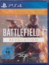Battlefield 1 Revolution Edition- PlayStation 4 PS4 - Neu & OVP Deutsche Version