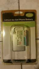 New Old Stock Nextel i830 Compatible lithium battery with back door