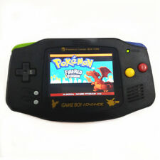 Mix Color Shell And Buttons Game Boy Advance Console With AGS-101 Backlit LCD
