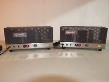 Dynaco Dynakit MK-IV Monoblock Tube Amplifier Pair