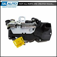 Door Lock Actuator Latch Rear Driver Side Left LH LF for 07-09 GM SUV New