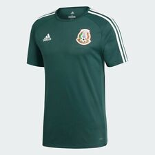 JERSEY TRAINING ADIDAS MEXICO NATIONAL TEAM GREEN SOCCER MENS