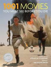 1001 Movies You Must See Before You Die - Very Good Book Jay Schneider, Steven