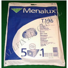 Electrolux The Boss, Xio, Mondo+, Volta Rolfy Vacuum Cleaner Bags - Part # T196