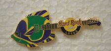 Hard Rock Cafe LEEDS Fish Guitar Pin .