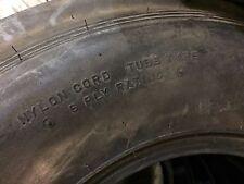 7.50x16 American Farmer 6 Ply TT F2 New Tires Great Ag, Farm