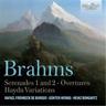 Brahms: Serenades 1 and 2/Overtures/Haydn Variations  (UK IMPORT)  CD NEW