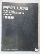 honda other manuals literature for honda prelude for sale ebay rh ebay com