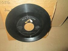 JIM REEVES - HE'LL HAVE TO GO / IN A MANSION STANDS MY LOVE rare 45 rpm RCA Vg+