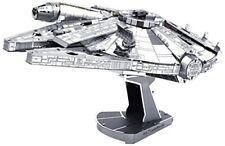 New Tenyo Metalic NANO Puzzle Premium Series STAR WARS Millennium Falcon