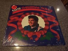 "Elvis Presley ""Christmas Album"" PICKWICK CAMDEN LP CAS-2428 W/SHRINK/HYPE STICK"