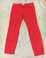 Woman's Vineyard Vines Pants, Size 4, Slim Ankle.  Great pink salmon color!