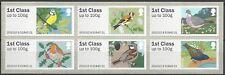 GRAN BRETAGNA BIRDS OF BRITAIN (UCCELLI) I 2010 ** MNH GB UK