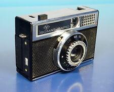 Agfa Isomat-Rapid mit Color-Agnar 4.5/38 Photographica Kamera camera - (200302)