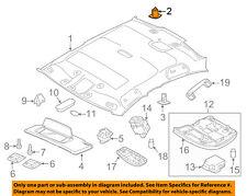 VOLVO OEM 07-16 S80 Interior-Roof-Headliner Clip 39853774