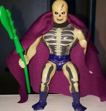He Man MOTU SCAREGLOW Masters Of The Universe Custom Cape Only Scare Glow