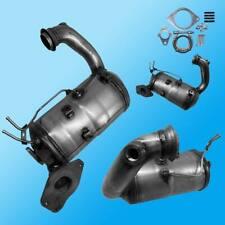 EU5 DPF Dieselpartikelfilter NISSAN Evalia 1.5 dCi 63KW 81KW K9K ab 2010/09-