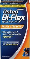 Osteo Bi-Flex Advanced Triple Strength Coated Tablets 80 ea