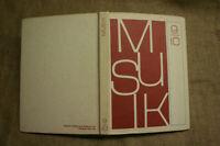 Liederbuch der FDJ, Musik Klasse 9-10 der DDR, 1975, Arbeiterlieder, Kampflieder