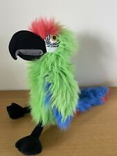 The Puppet Company Large Squawking Parrot Macaw Bird Hand Puppet