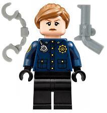 LEGO GCPD Officer 70912 Arkham Asylum Batman Movie DC Comics Superheroes NEW
