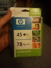 hp 45/78 combo pack plus extra 45