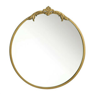 Ornate Gold Wall Mirror French Inspired - FREE SHIPPING!